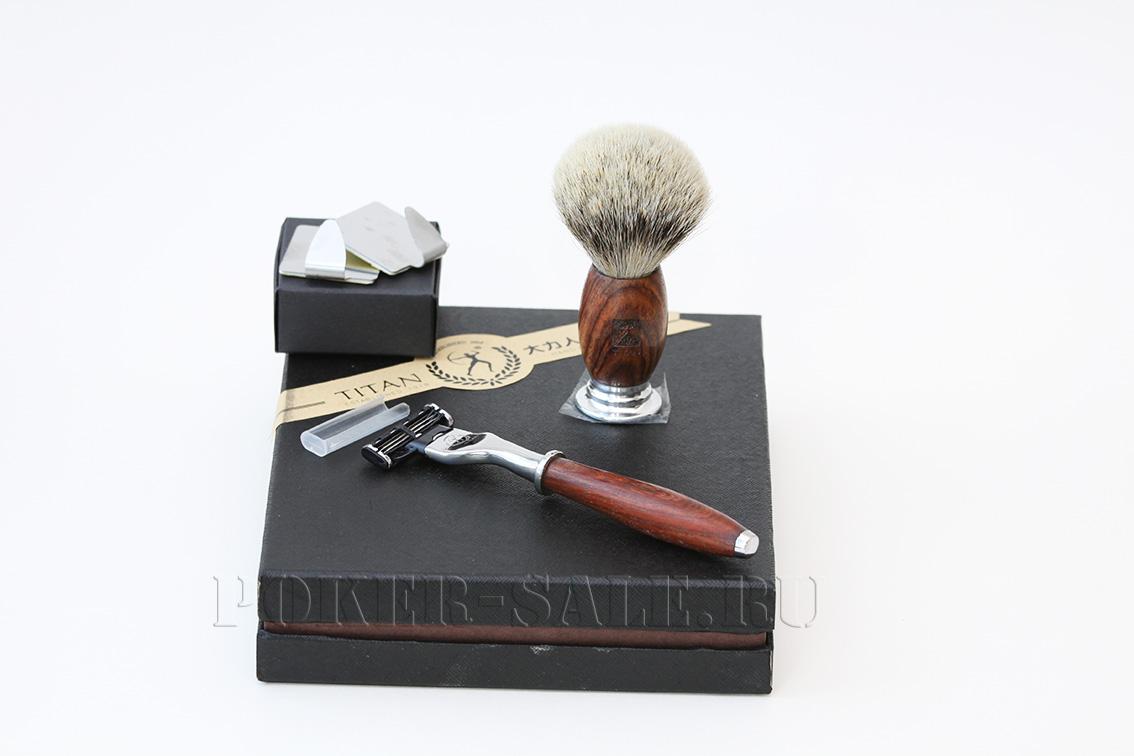 Набор для бритья TITAN. Арт.126851