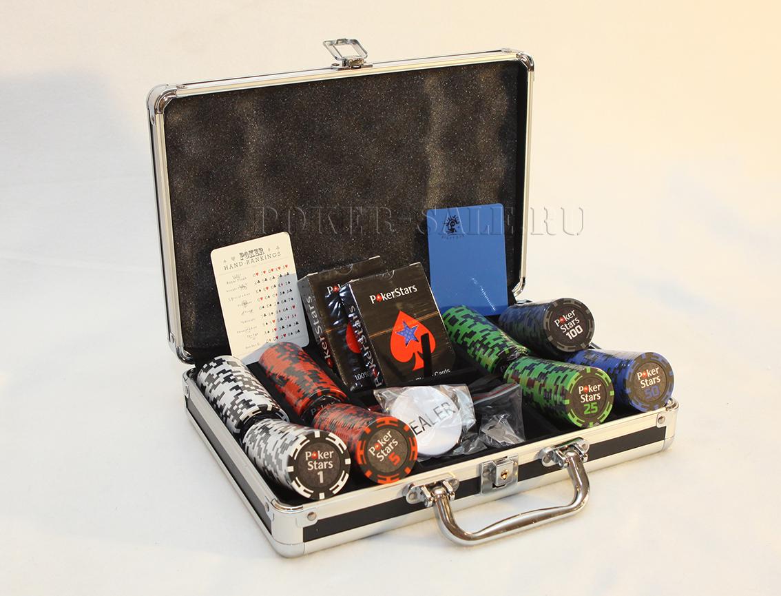 Poker-Stars 200 - Эксклюзивный набор