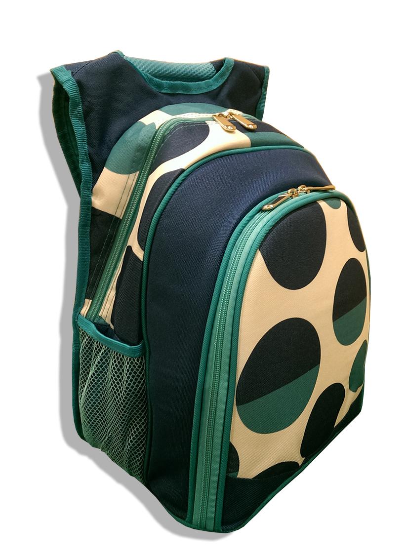 Набор для пикника на 4 персоны в рюкзаке. Арт. ZQ1-3000